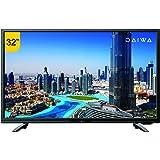 Daiwa 81.3 cm (32 inches) D32C3BT-VRCO HD Ready LED TV (Black)