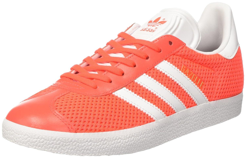Adidas Originals Gazelle, Zapatillas de Deporte Unisex Adulto 38 2/3 EU|Varios Colores (Solar Red/Footwear White/Solar Red)