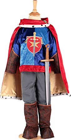 Disfraz infantil Príncipe Travis desing (6 - 8 años): Amazon.es ...