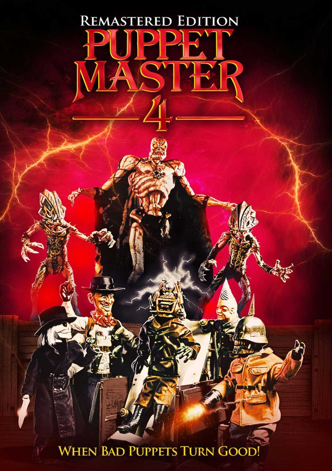 Puppet Master 4 Re-mastered