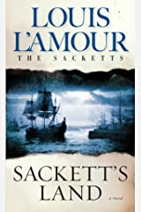 Sackett's Land (Sacketts Book 1) Kindle Edition
