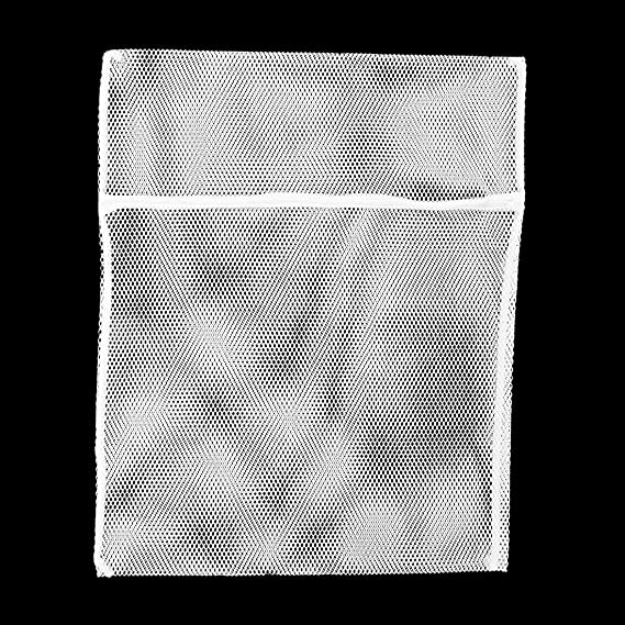 Amazon.com: eDealMax poliéster ropa Interior del Sujetador de ropa Calcetines Lavadora Bolsa de Malla DE 60 x 70 cm: Home & Kitchen