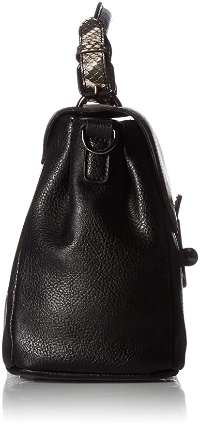 Aldo Vassar Top Handle Handbag, Black/Multi: Handbags: Amazon.com