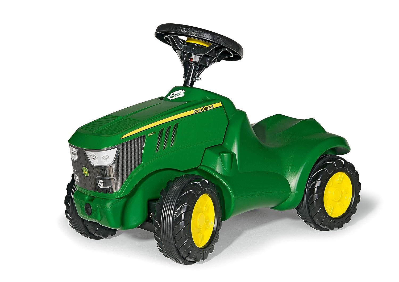 rolly toys S2613207 Franz Cutter John Deere 6150R Minitrac Toy