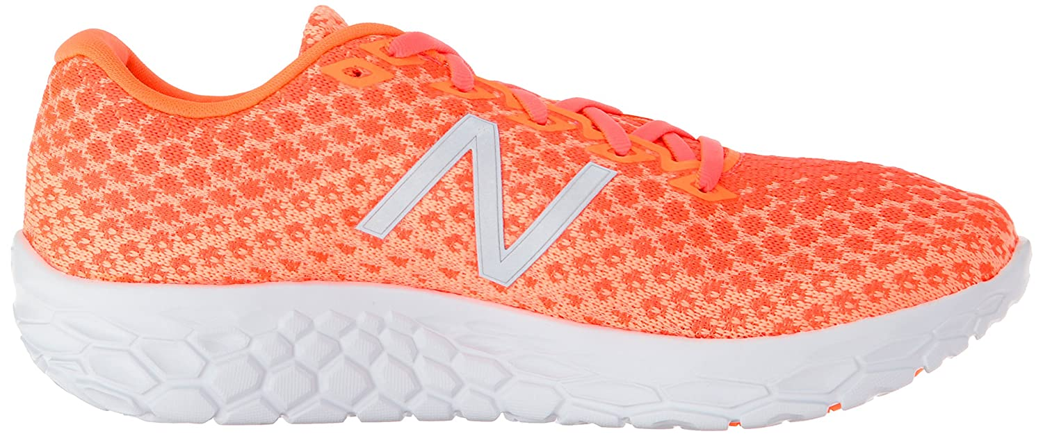 New Balance B075R7N52M Women's Beacon V1 Fresh Foam Running Shoe B075R7N52M Balance 8.5 D US|Orange 213271