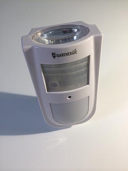 Nealed - 4 en 1 lámpara de luz nocturna automática recargable linterna de luz con sensor