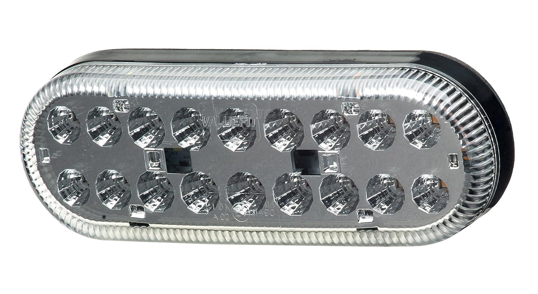 12V HELLA 2SD 357 022-011 Heckleuchte LED