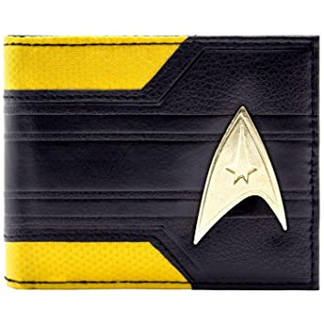 Cartera de Star Trek Logo Multicolor: Amazon.es: Equipaje