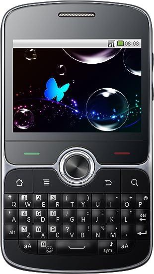 Huawei U8350 Boulder - Teléfono móvil (pantalla de 6,6 cm/2,6 ...