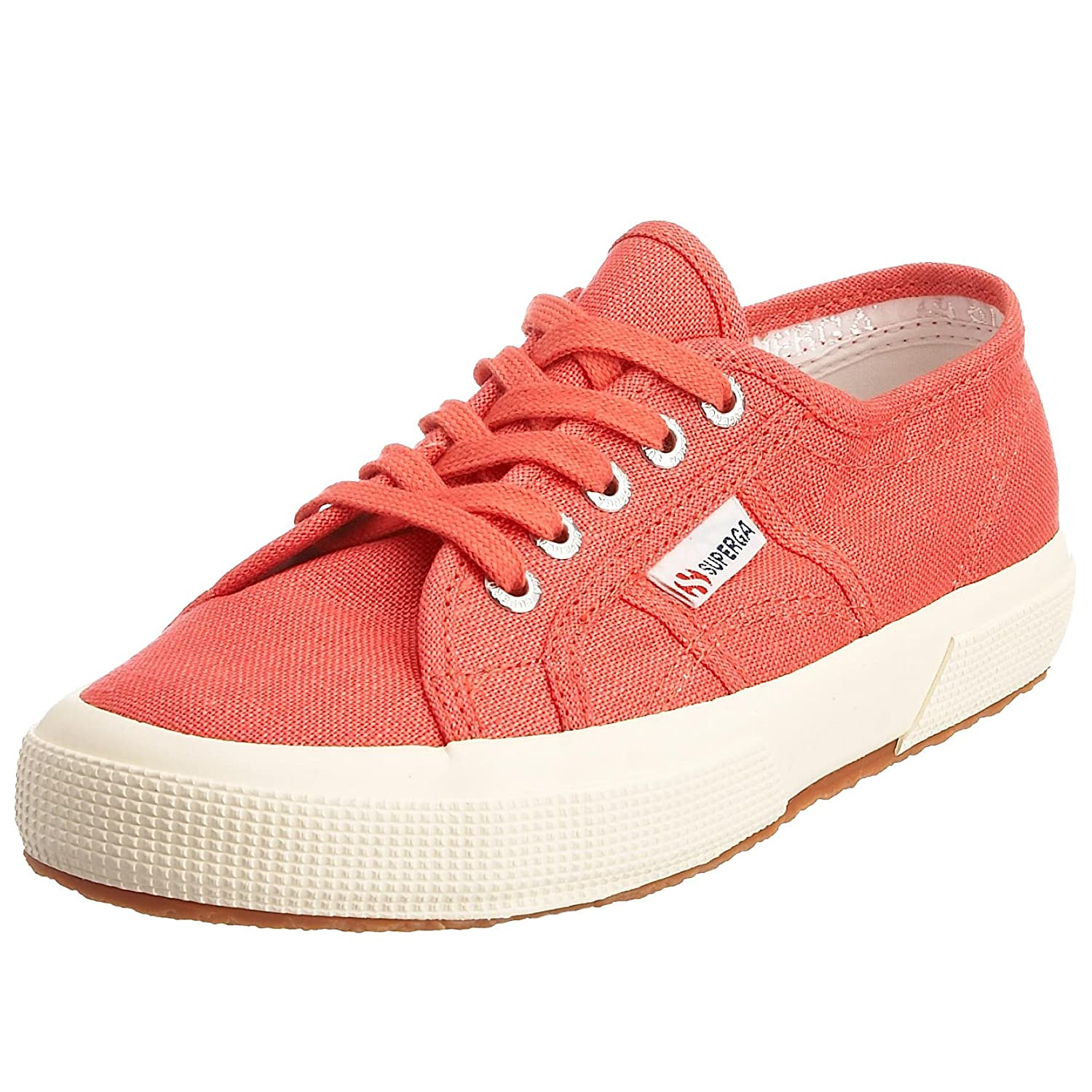 Superga 2750 Cotu 2750 Classic, Baskets mixte Superga adulte Orange (Corail mixte épicé_w30) 3a09a99 - therethere.space