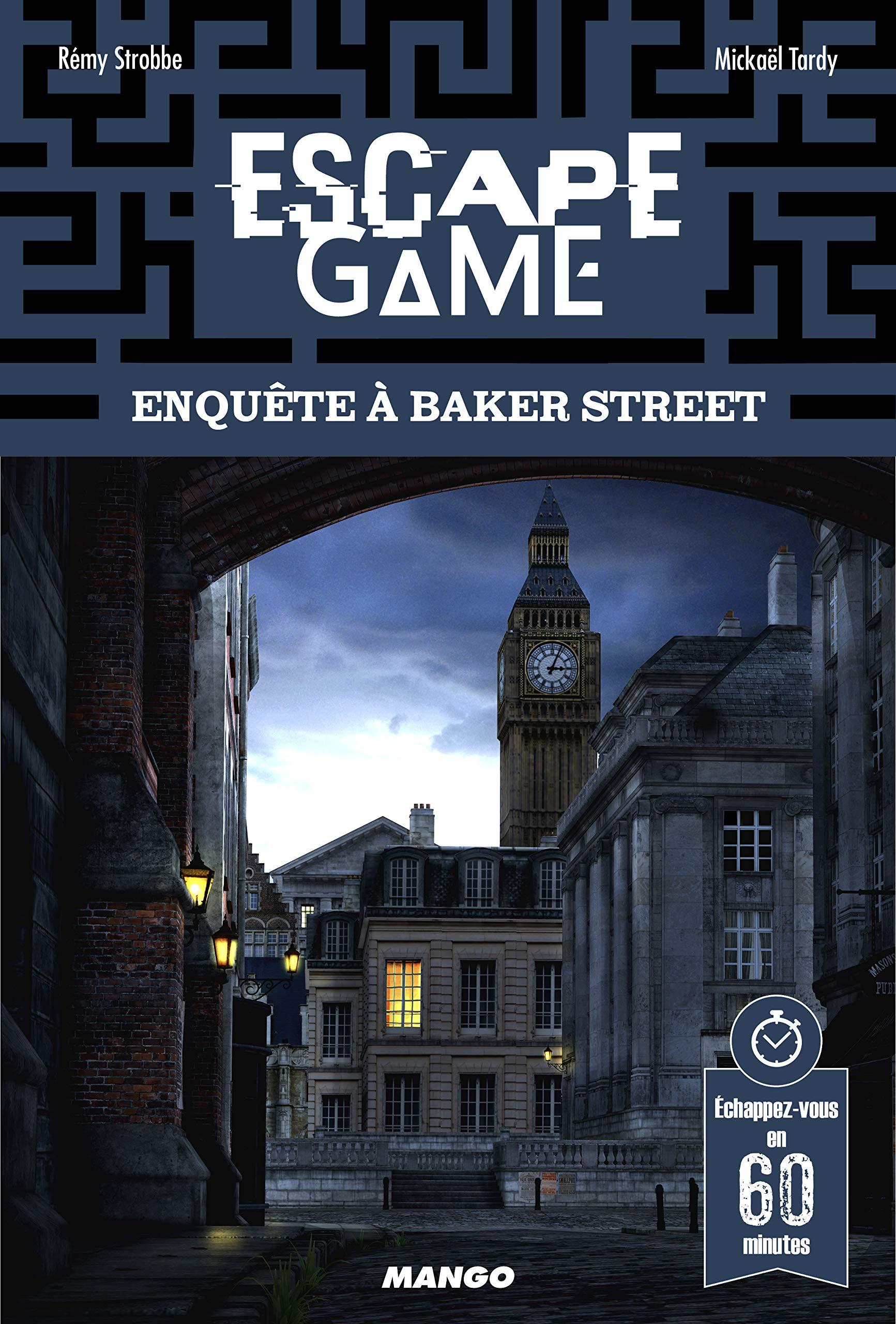 Enquête à Baker Street