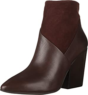 eef967054a0 Vince Camuto Women s Raylan Leather Suede Ankle-High Leather Pump