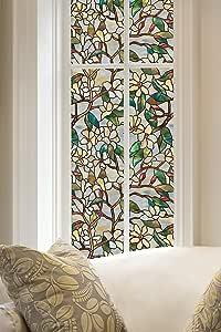 Artscape 01-0142 Summer Magnolia Window Film 61 x 92 cm