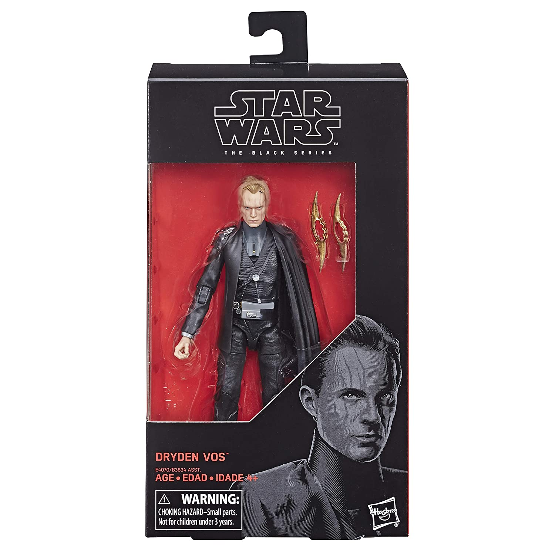 Star Wars The Black Series Dryden VOS 6 Figure Hasbro E4070AS00