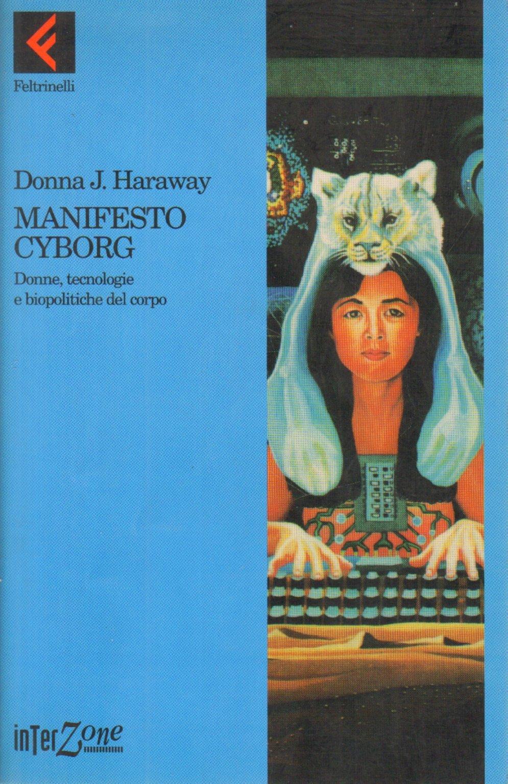 """Résultat de recherche d'images pour """"Donna Haraway cyborg"""""""