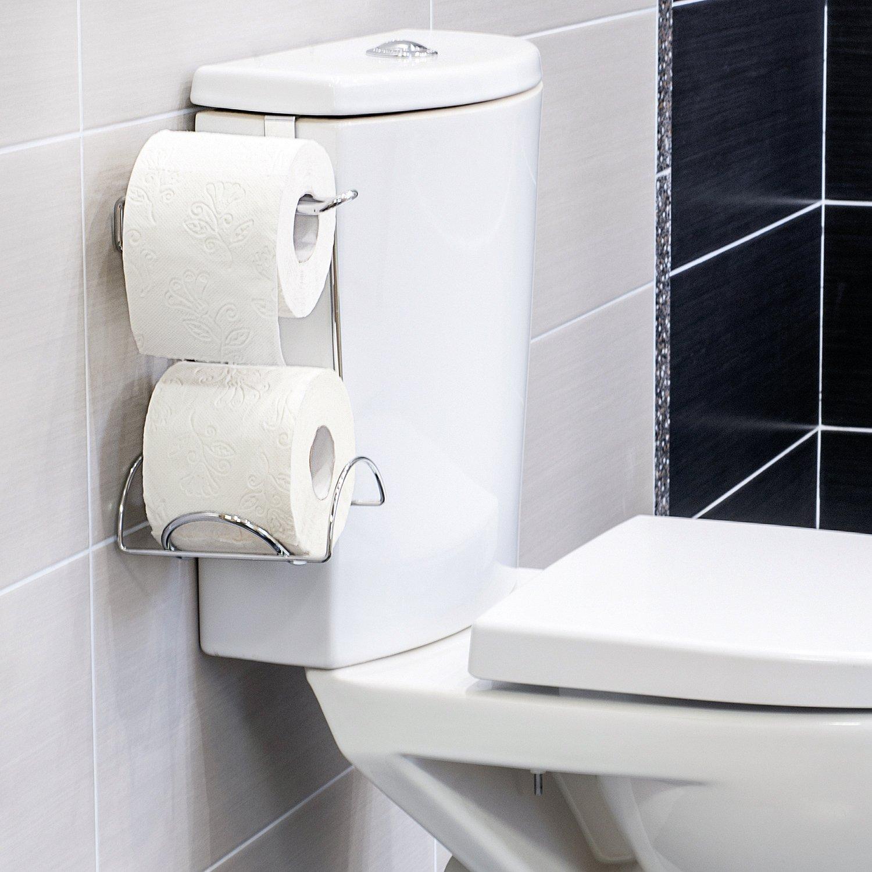 Wonder Worker Handy Porta Carta Igienica per 2 Rotoli