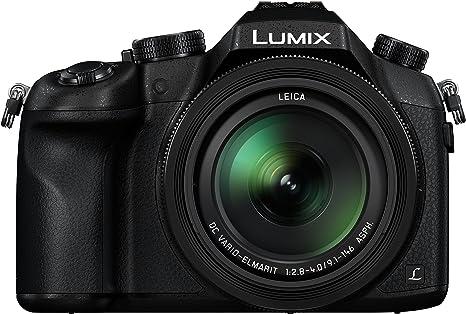 Panasonic DMC-FZ1000EB Lumix Bridge Camera (25-400 mm Leica DC ...