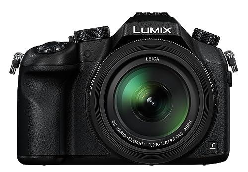 Panasonic DMC-FZ1000EB Lumix Bridge Camera (25-400mm LEICA DC Lens, 20.1MP)
