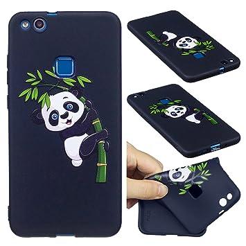 coque huawei p10 lite panda