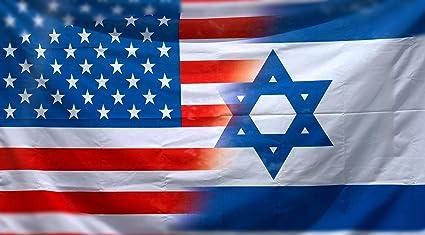 Israel Flag 3x5 Ft US