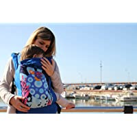 Boba 4G Baby Carrier, Mediterranean (Limited Edition)