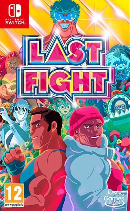Last Fight - Nintendo Switch [Importación francesa]: Amazon.es: Videojuegos
