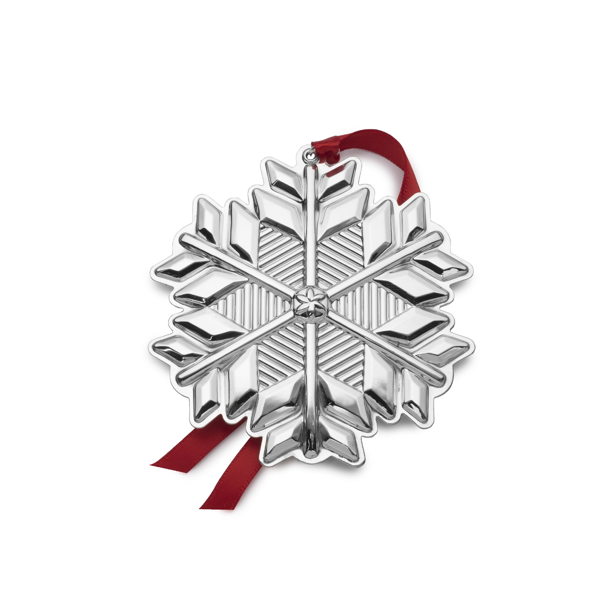 Gorham 2017 Sterling Silver Snowflake Ornament, 48th Edition by Gorham