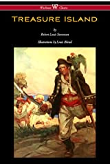 Treasure Island (Wisehouse Classics Edition - With Original Illustrations by Louis Rhead) Kindle Edition