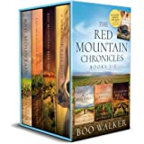 The Red Mountain Chronicles Box Set: Books 1-3 + Prequel