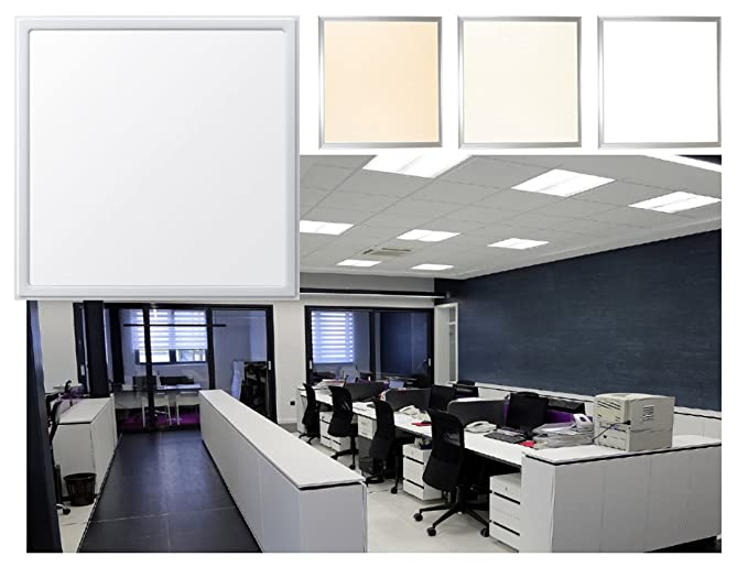 Plafoniere Con Griglia : Led panel 620 x mm per griglia soffitto dimmerabile 45 w