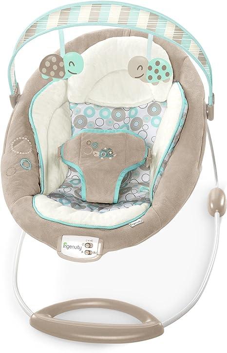 Ingenuity Sampson - Hamaca con vibración: Amazon.es: Bebé