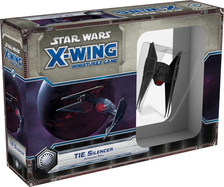 Fantasy FFGSWX68 Star Wars Silenciador de Corbata Paquete de ...