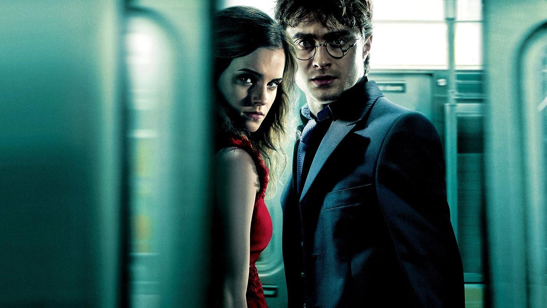 Harry Potter och Hermione dating
