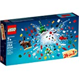 Lego Exc 40253 Christmas Build Up