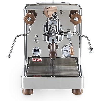 Dualboiler Espressomaschinen: Lelit Bianca - PL162T