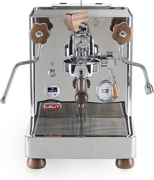 Lelit PL162T Bianca, Máquina Profesional de Espresso – Doble ...