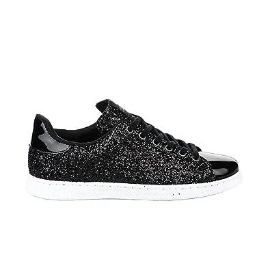 42 Noir et Victoria Sacs Chaussures Baskets Fille Verni CqPIxEvwI