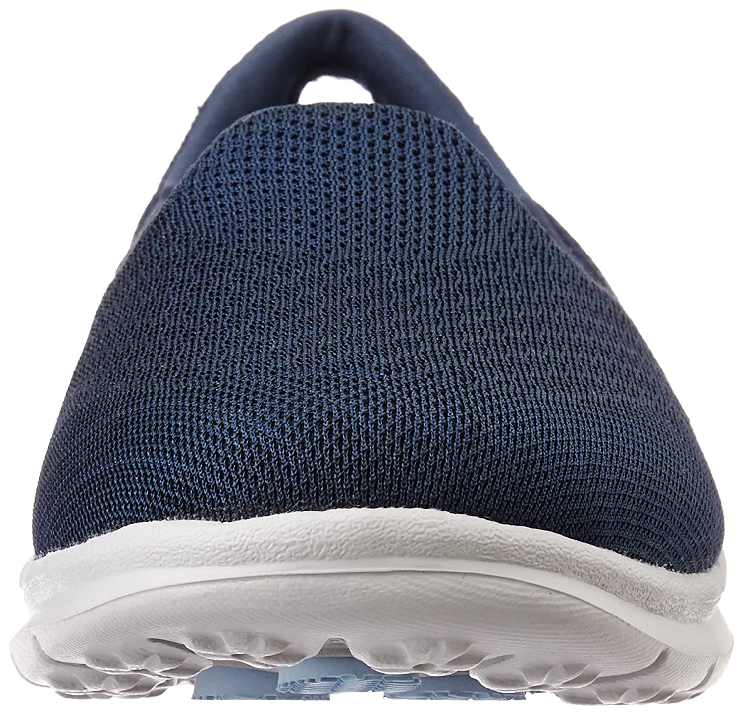 Skechers Go Step-Elated Step-Elated Go Damen Sneaker Slipper Schwarz Navy Blau a7623a