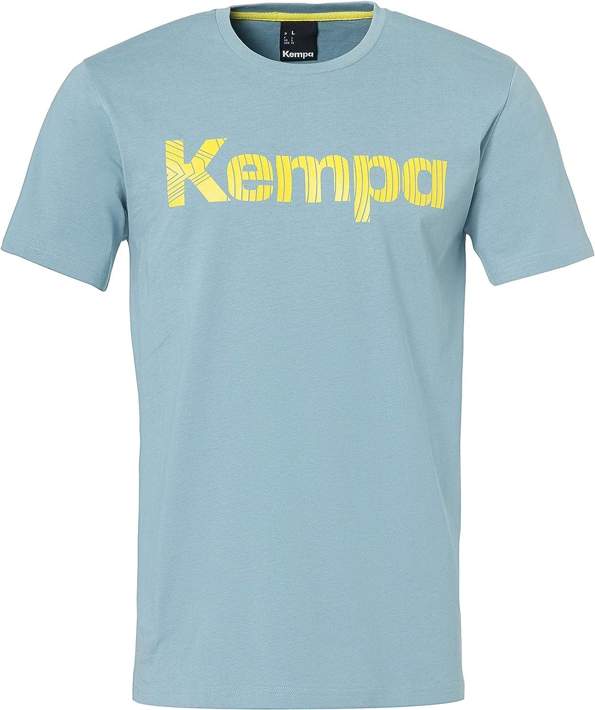 Kempa Graphic T-Shirt Camiseta, Hombre: Amazon.es: Ropa y accesorios