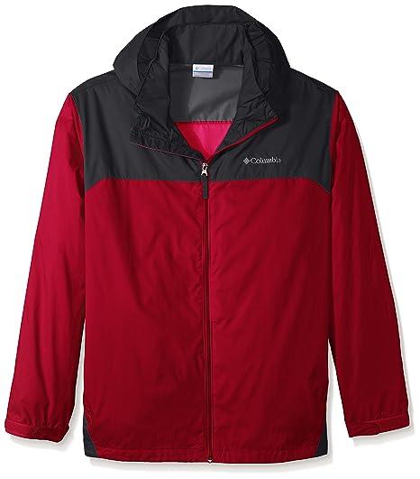 At Big Packable Jacket amp; Rain Glennaker Men's Tall Columbia Lake qp5fgzYx
