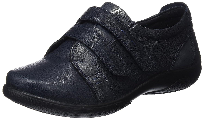 Padders Piano, Zapatillas para Mujer 39 EU|Azul (Marino)