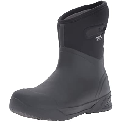Bogs Men's Bozeman Mid-M Snow Boot | Shoes
