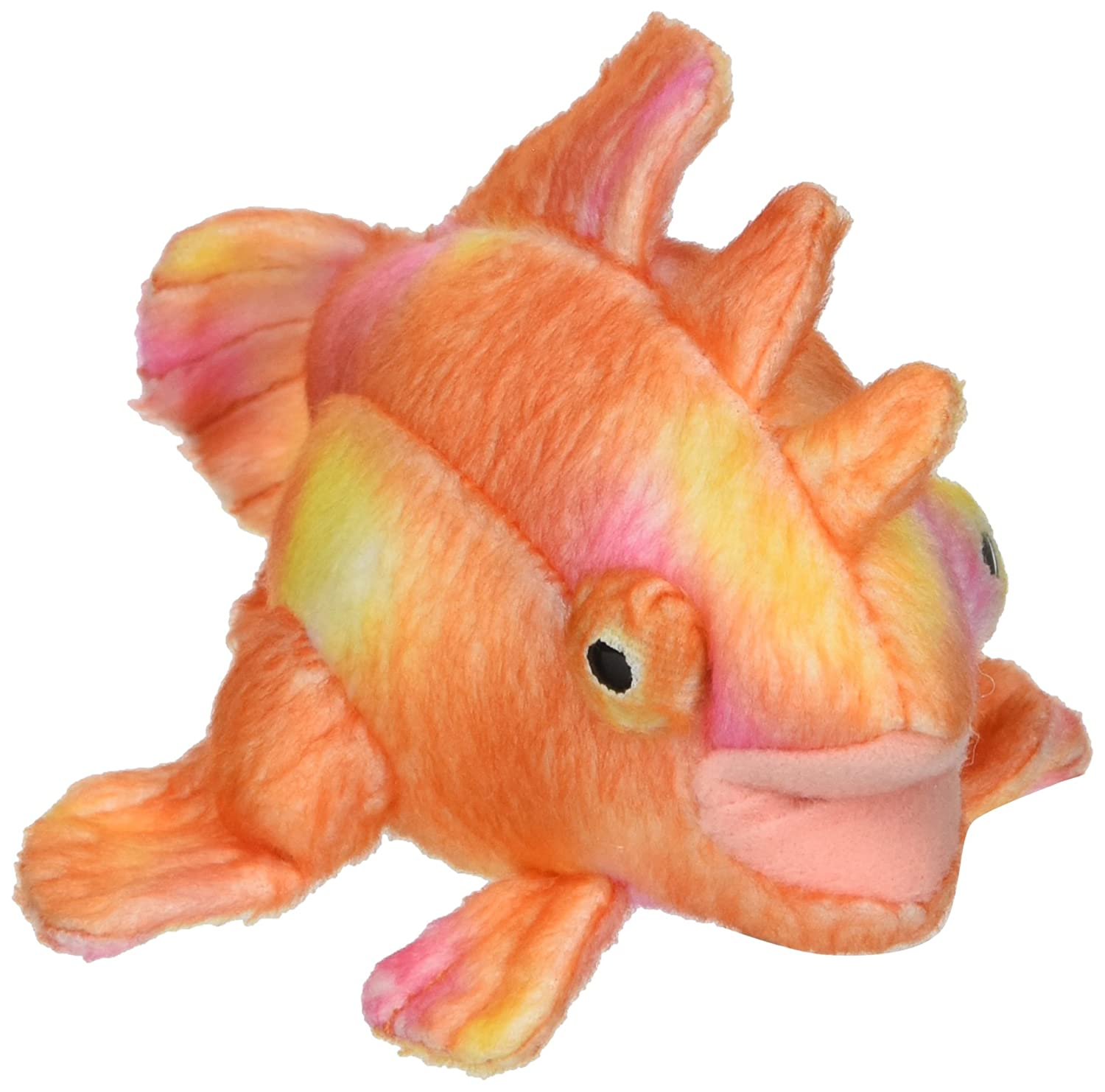 Seegeschöpf Frogfish Plüsch (Orange   13 cm) Frog Fish Plush (Orange 13 cm)