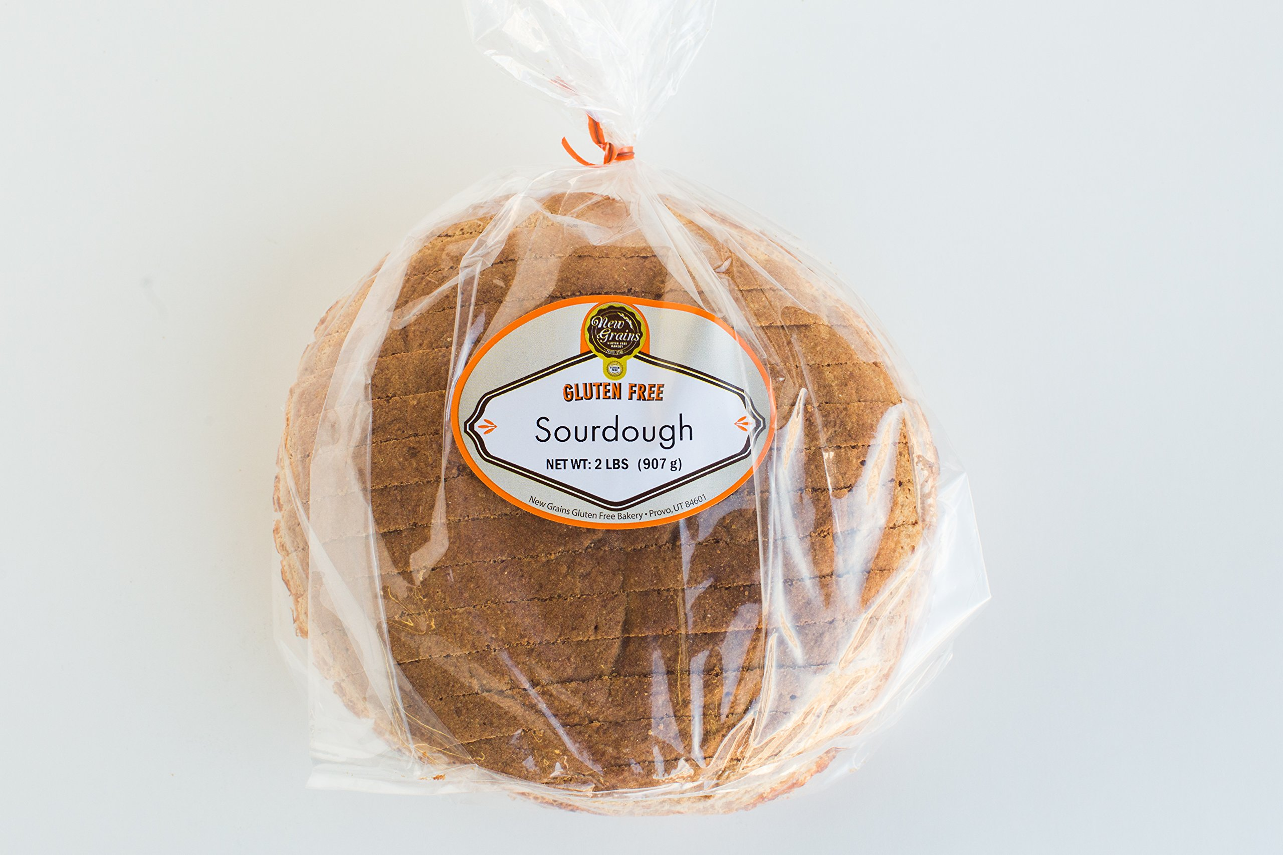 New Grains Gluten Free Sourdough San Francisco Style Bread, 32 oz Loaf