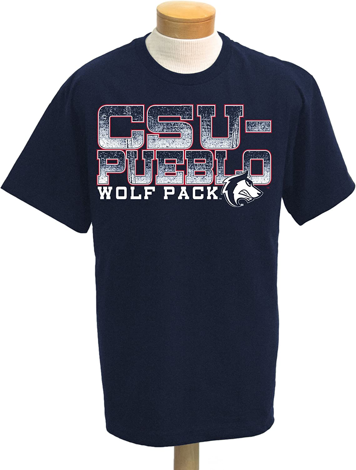 NCAA Colorado State Pueblo Thunderwolves T-Shirt V1