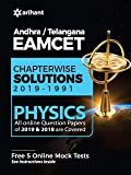 EAMCET Physics Andhra and Telangana Chapterwise 28 Years' Solutions and 5 Mock Tests 2020