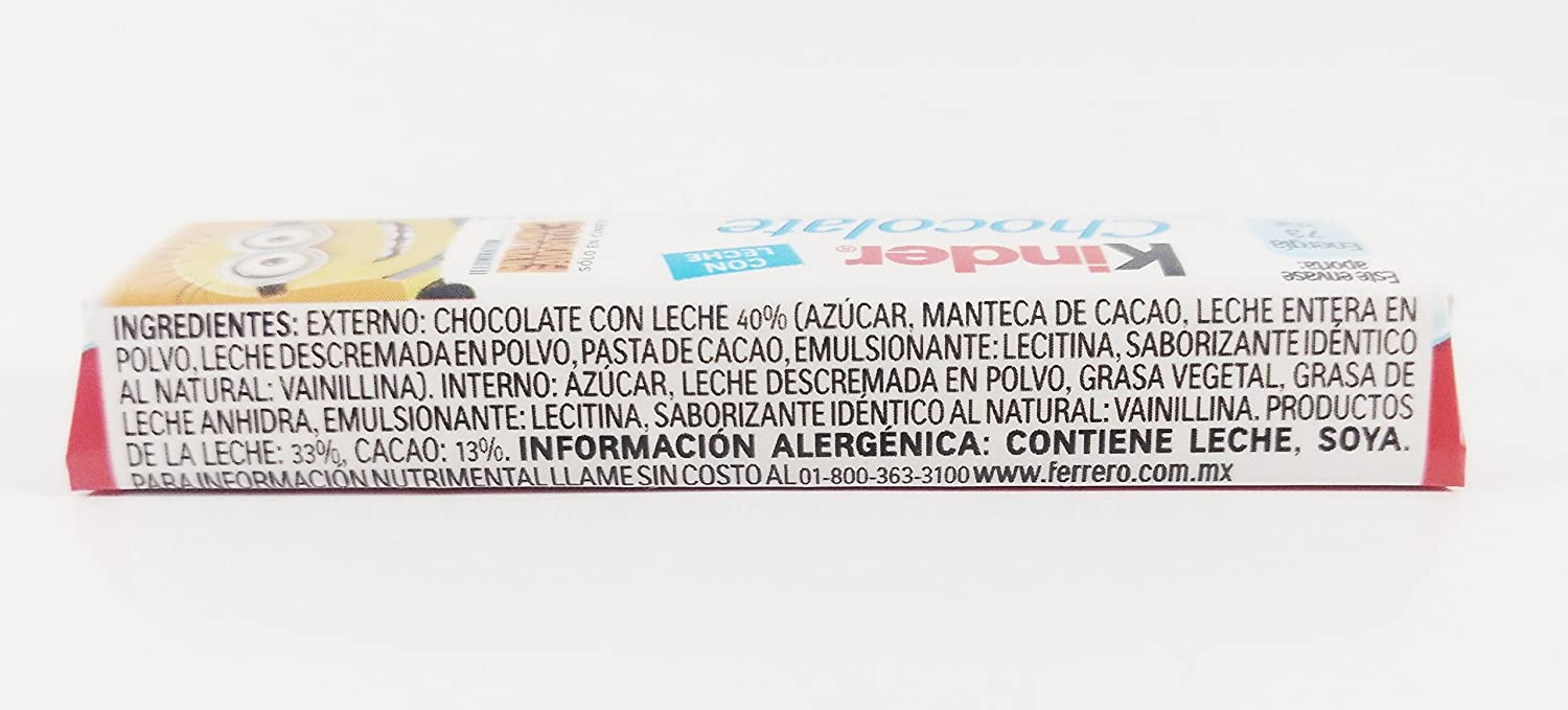 Amazon.com: CHACA-CHACA AUTHENTIC CANDY OF FRUITS WITH SALT AND CHILI Mexican Candy with Free Chocolate Kinder Bar Included: Toys & Games