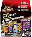 Armor All 18378 Complete Car Care 5pc Kit, 1