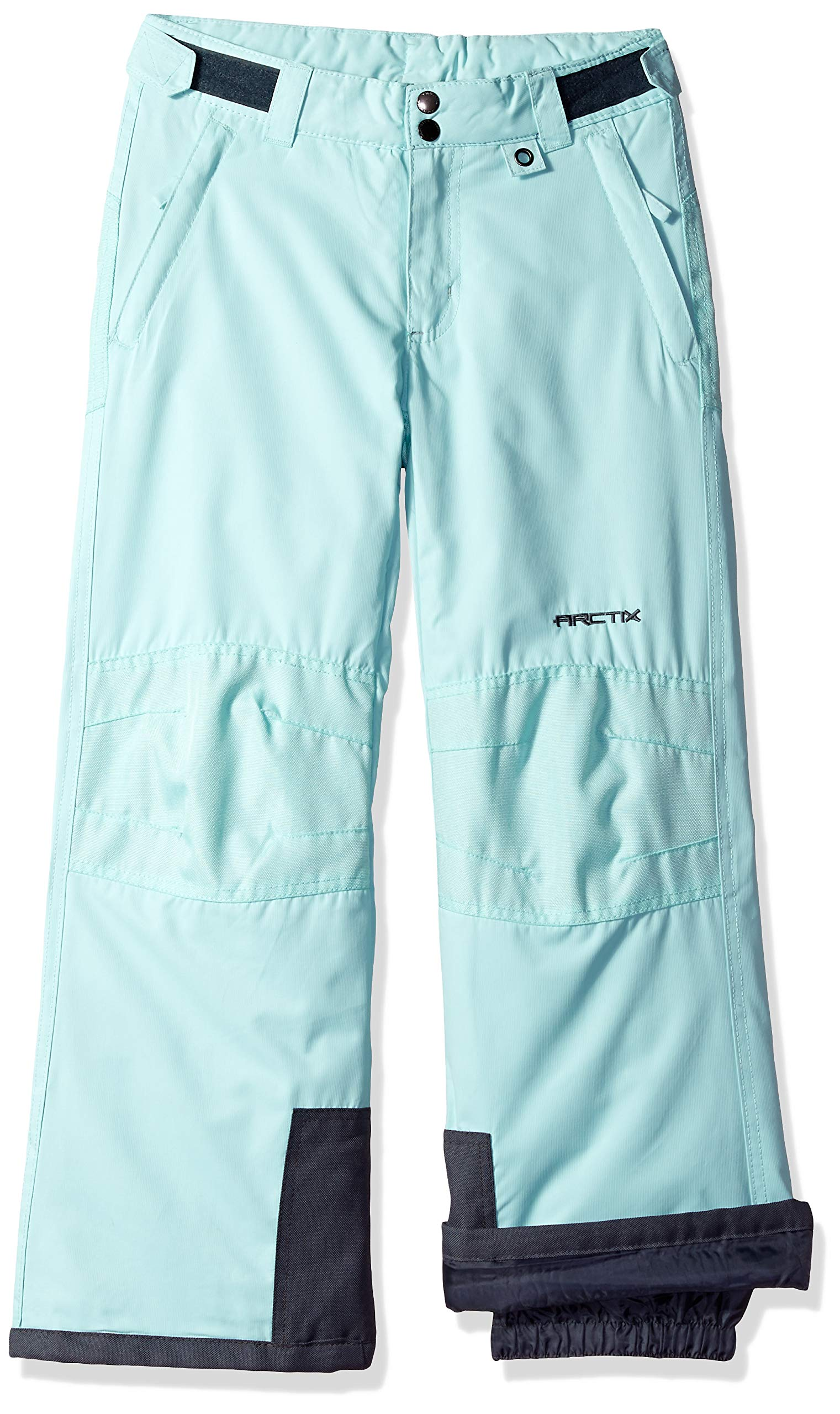 Arctix Youth Snow Pants with Reinforced Knees and Seat, Island Azure, Large by Arctix