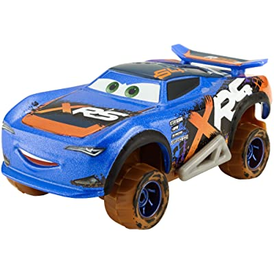 Disney Pixar Cars XRS Mud Racing RPM: Toys & Games